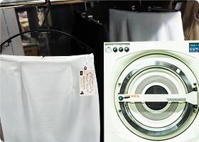 お品物ごとにベストな洗浄&乾燥をチョイスします
